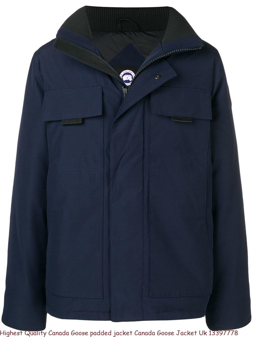 Quality 13397778 Highest Canada Goose Uk Padded Jacket vm8wn0N