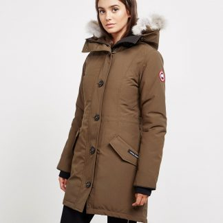 0e373ca0cd25c Hot Sale Canada Goose Rossclair Padded Parka Jacket Canada Goose Factory Outlet  Vancouver